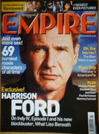<!--2000-11-->Empire magazine - Harrison Ford cover (November 2000 - Issue