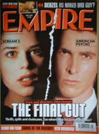 <!--2000-05-->Empire magazine - The Final Cut cover (May 2000 - Issue 131)
