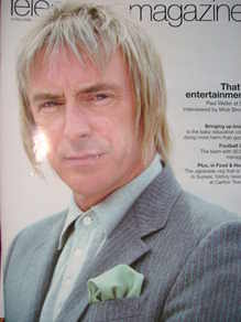 <!--2008-05-10-->Telegraph magazine - Paul Weller cover (10 May 2008)
