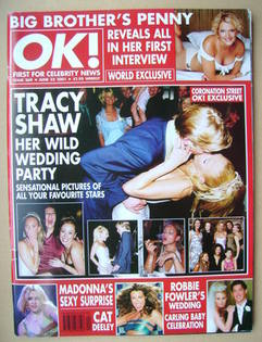 <!--2001-06-22-->OK! magazine (22 June 2001 - Issue 269)
