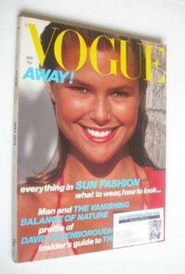 <!--1979-05-->British Vogue magazine - May 1979 (Vintage Issue)