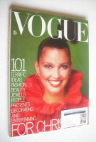 <!--1976-12-->British Vogue magazine - December 1976 (Vintage Issue)