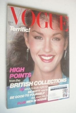 <!--1979-03-15-->British Vogue magazine - 15 March 1979 (Vintage Issue)