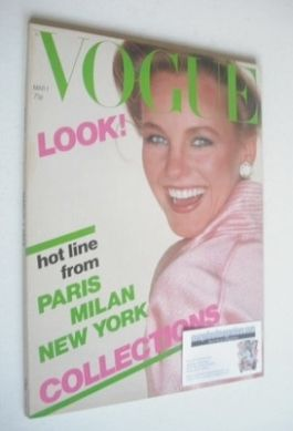 <!--1979-03-01-->British Vogue magazine - 1 March 1979 (Vintage Issue)
