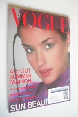 <!--1978-07-->British Vogue magazine - July 1978 (Vintage Issue)