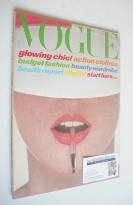 <!--1978-04-15-->British Vogue magazine - 15 April 1978 (Vintage Issue)