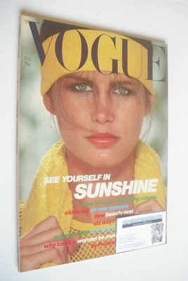 <!--1978-02-->British Vogue magazine - February 1978 (Vintage Issue)