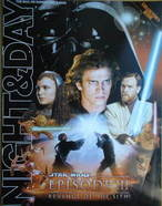 Night & Day magazine - Revenge Of The Sith cover (8 May 2005)