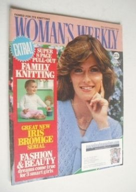 <!--1982-09-18-->Woman's Weekly magazine (18 September 1982 - British Editi