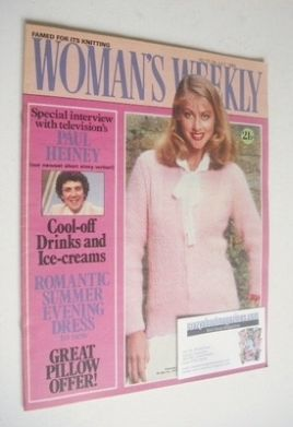 <!--1982-07-24-->Woman's Weekly magazine (10/17/24 July 1982 - British Edit