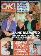 <!--1999-05-14-->OK! magazine - Anne Diamond cover (14 May 1999 - Issue 161