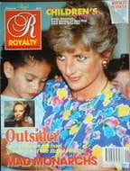 <!--1991-06-->Royalty Monthly magazine - Princess Diana cover (June 1991, V