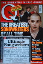 <!--2004-10-->Q magazine - The Greatest Songwriters cover (October 2004)