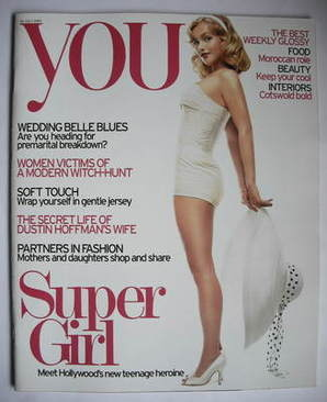 <!--2007-07-22-->You magazine - Hayden Panettiere cover (22 July 2007)