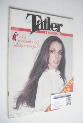 <!--1979-11-->Tatler & Bystander magazine - November 1979 - Mrs David Minde