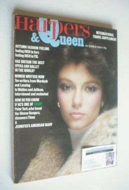 <!--1976-10-->British Harpers & Queen magazine - October 1976