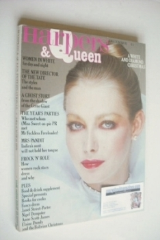 <!--1979-12-->British Harpers &amp; Queen magazine - December 1979