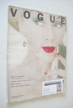 <!--1952-01-->British Vogue magazine - January 1952 (Vintage Issue)
