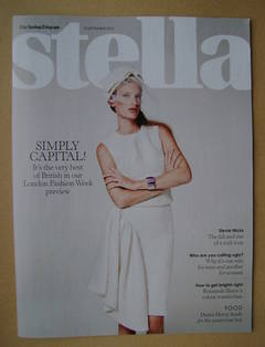 <!--2013-09-15-->Stella magazine - Simply Capital cover (15 September 2013)