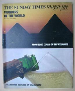 <!--1977-09-18-->The Sunday Times magazine - 18 September 1977