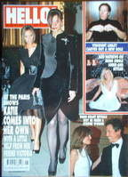 <!--2007-02-06-->Hello! magazine - Katie Holmes and Victoria Beckham cover