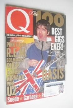 Q magazine - Noel Gallagher cover (September 1996)