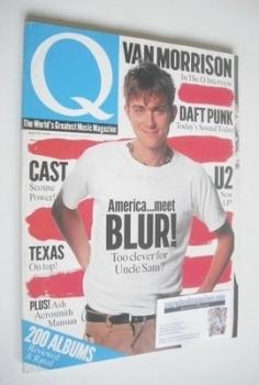 Q magazine - Damon Albarn cover (April 1997)