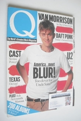 <!--1997-04-->Q magazine - Damon Albarn cover (April 1997)