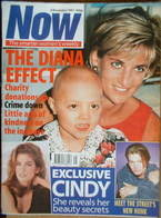 <!--1997-11-06-->Now magazine - Princess Diana cover (6 November 1997)