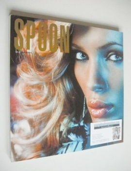 Spoon magazine - Vol. 2 Fatal Beauty Issue (Ester Canadas cover)