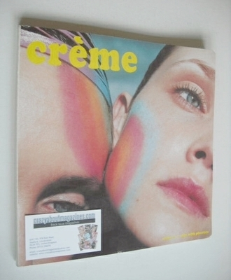 Creme magazine - Skin With Pleasure cover (No. 1)