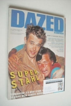 Dazed & Confused magazine (August 2003 - Nick Stahl cover)