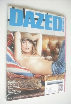 <!--2007-05-->Dazed & Confused magazine (May 2007 - Kate Moss cover)