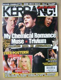 <!--2007-02-17-->Kerrang magazine - 17 February 2007 (Issue 1146)