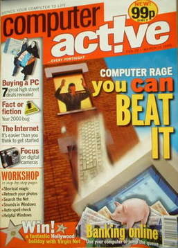 Computer Active magazine (26 February-11 March 1998 - Issue 1)