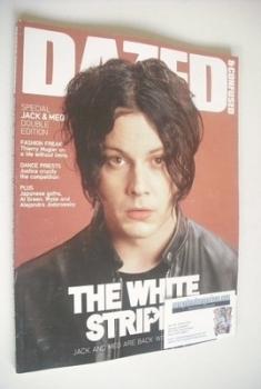 Dazed & Confused magazine (June 2007 - Jack White cover)