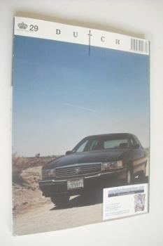 <!--2000-09-->Dutch magazine - September/October 2000 (Issue 29)