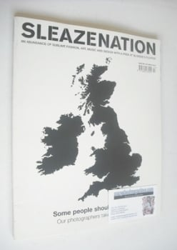 Sleazenation magazine - March 2001