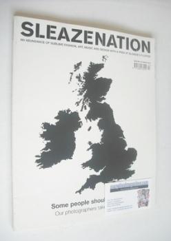 Sleazenation magazine - March 2001