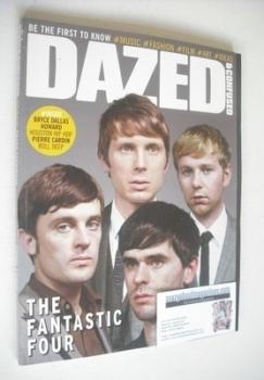 Dazed & Confused magazine (November 2005 - Franz Ferdinand cover)