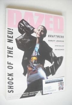 Dazed & Confused magazine (October 2003 - Hana Soukupova cover)