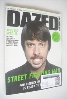 Dazed & Confused magazine (June 2005 - Dave Grohl cover)