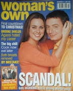 <!--1999-12-13-->Woman's Own magazine - 13 December 1999 - Sean Wilson & Ji