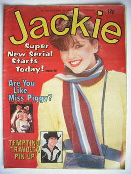 <!--1980-11-15-->Jackie magazine - 15 November 1980 (Issue 880)