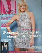 Celebs magazine - Denise Van Outen cover (30 November 2003)
