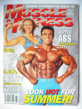 Muscle & Fitness magazine (June 1997)