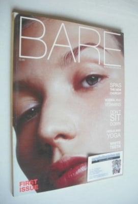 <!--2000-09-->BARE magazine - September/October 2000 - Issue 1