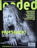 <!--1999-03-->Loaded magazine - Pamela Anderson cover (March 1999)