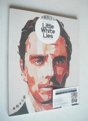 Little White Lies magazine - Michael Fassbender cover (January/February 201