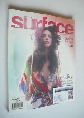 <!--0058-->Surface magazine - Issue 58 - Bojana Panic cover